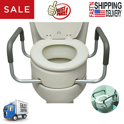 Remarkable Drive Medical Raised Non Elongated Toilet Seat Lift Riser Pdpeps Interior Chair Design Pdpepsorg