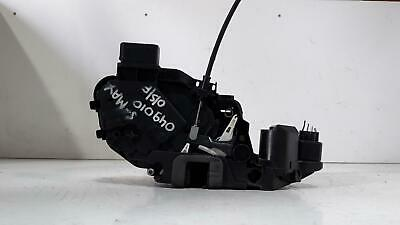 2010 FORD S MAX driver right Door Lock Assembly