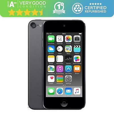 Apple iPod Touch 6th Generation   16GB - Space Grey - Grade A-