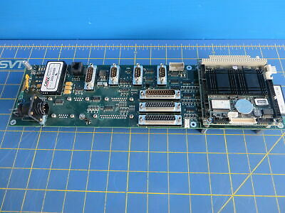 Asyst Brooks Automation 3200-4312-01 Interface PDB w/ Daughter Card