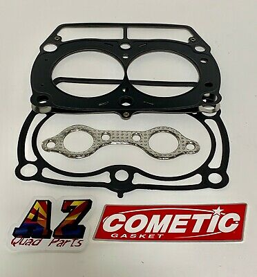 RZR800 RZR 800 82 mil 83mm 820 Big Bore Complete Top Bottom End Gaskets Set Kit