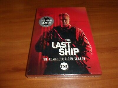 The Last Ship: The Complete Fifth Season (DVD 2019 Widescreen) NEW 5 Five