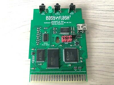 EasyFlash 3 for C64/C128