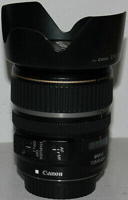 Canon EF-S 17-85mm f/4-5.6 IS USM (made in Japan) in excellent condition