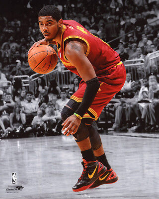 Cleveland Cavaliers KYRIE IRVING Glossy 8x10 Photo NBA Basketball Print Poster