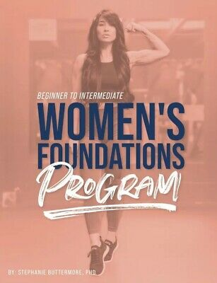NEW Women's Foundations Program | Stephanie Buttermore