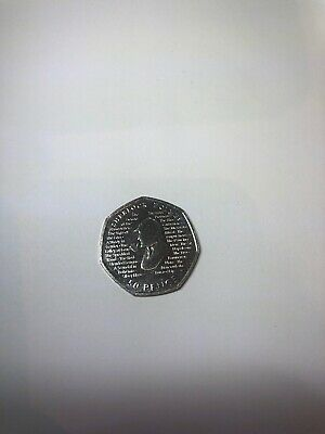 Mint Condition Shelock Holmes 50p
