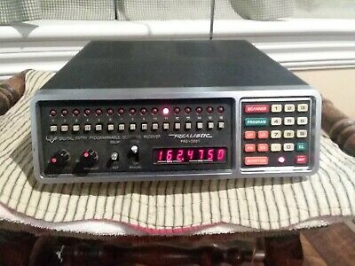 Realistic Pro 2001 16 Channel Scanner receiver