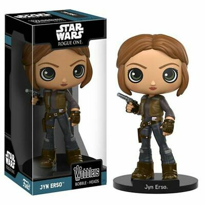 Funko POP - Wobbler - Star Wars Rogue One - Jyn Vinyl Figure