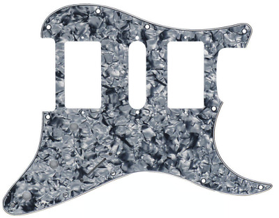 NEW PICKGUARD STRATOCASTER HSH grey pearl pour guitare strat