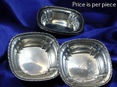 Frank Whiting Sterling Silver Nut Dish #B828  - Excellent Condition