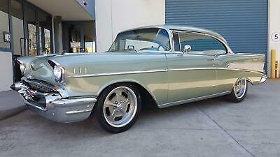 1957 Chevrolet Bel Air 400 V8, Not Mustang, Chevelle, Ford Dodge Impala Camaro