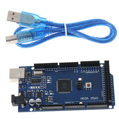 ATMEGA16U2 Board For Arduino Mega 2560 R3 Board Kit Compatible With USB Cable ZB