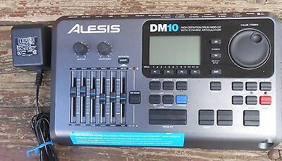 Alesis DM10 HD High-Def Percussion Module with Dynamic Articulation