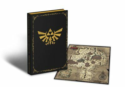 The Legend of Zelda Twilight Princess HD Collector's Edition Guide