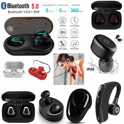 Wireless Bluetooth 5.0 4.0 4.1 Headphones Headset Earphone Earbuds for Samsung