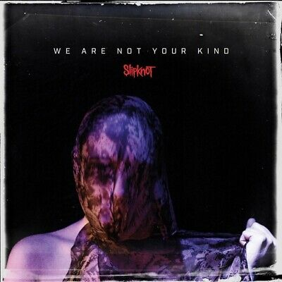 Slipknot - We Are Not Your Kind - CD Album - Sealed