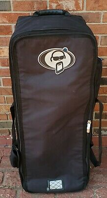 Protection Racket 5038 w/Wheels Padded Drum Gig Bag/Carrying Case - 38 X 13 X 13