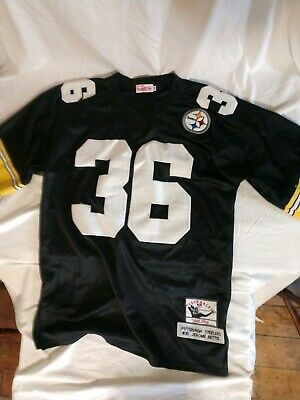 new product 75f47 3c35e PITTSBURGH STEELERS JEROME Bettis Authentic Mitchell and ...