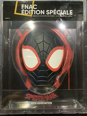 Blu Ray Spiderman New Generation Steelbook - Edition FNAC - into the verse neuf