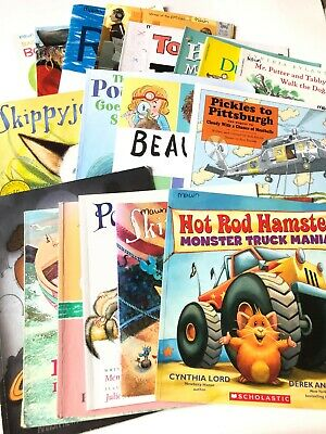 Lot of 20 High Quality Paperback  Books Children's Literature Bedtime Reading