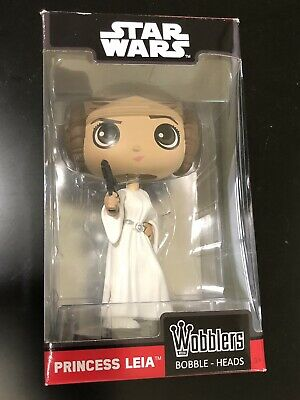 Funko Disney Star Wars - Princess Leia - Wacky Wobbler