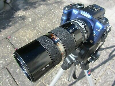 TESTED TAMRON F4.5 85-210mm (ADAPTALL) ZOOM LENS - CHOICE OF MOUNT AVAILABLE