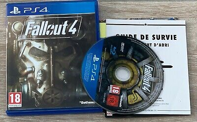 Fallout 4 COMPLET (PS4)