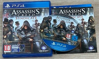Assassin's Creed Syndicate COMPLET (PS4)