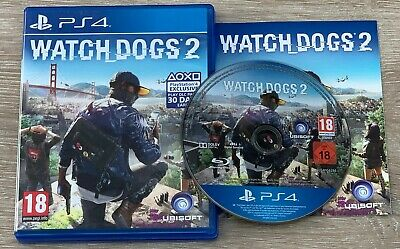 Watch Dogs 2 COMPLET (PS4)