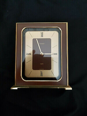 KIENZLE Stil Quartz Uhr Tischuhr  Kaminuhr  style clock table mantel clock