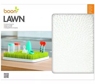 Boon Lawn Countertop Drying Rack - White -