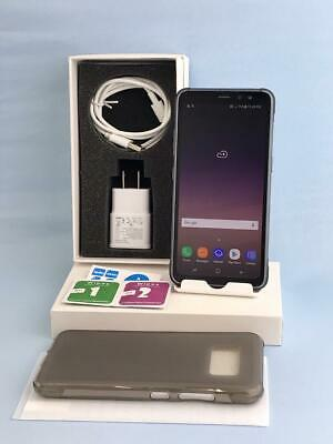 Samsung Galaxy S8 Active SM-G892A 64GB Gray! Can be activated on GSM Networks!