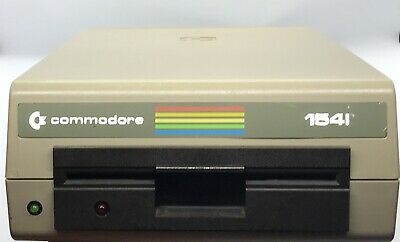 Commodore Disk Drive 1541 for C64 C128 Working (12226)