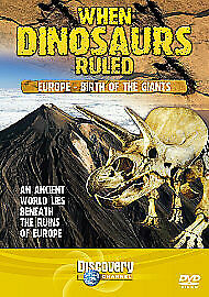 When Dinosaurs Ruled - Europe - Birth Of The Giants (DVD, 2005)