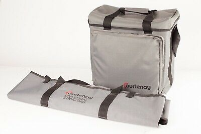 Studio Flash Head and Stand Soft Carry Cases. For Bowens, Elinchrom, Courtenay +