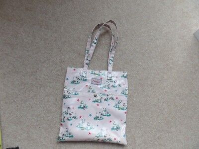 Small Cath Kidston Little Girls Shopper Bag - Dog Pattern!! used condition