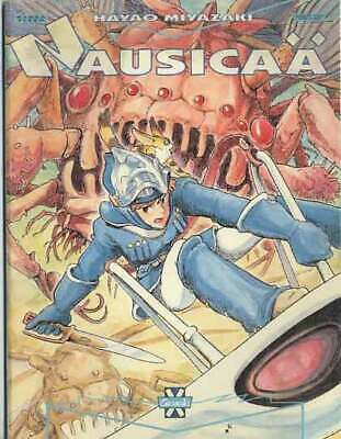 MANGA ALBUM: NAUSICAÄ Granata Press 1-23 Collana completa