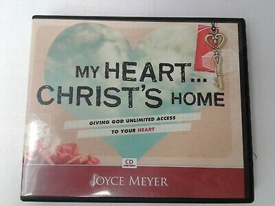 picture regarding My Heart Christ's Home Printable called Comprehension WHO Your self ARE In just CHRIST Watch Your self as God Does CDs
