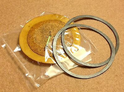 Reproducer Diaphragm And Gasket Set for Edison Diamond Disc Phonographs
