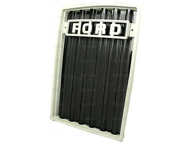 Front Grille Fits Ford 3600 4100 4600 5600 6600 7600 Tractors.
