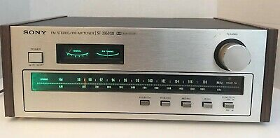 Sony FM stereo FM / AM TUNER ST-2950SD