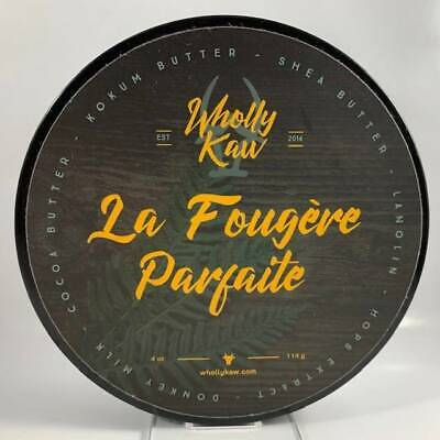 La Fougere Parfaite Shaving Soap - by Wholly Kaw (Pre-Owned)