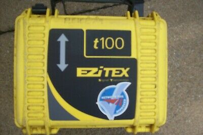 EZiTEX T100 Generator For Cable Locator Radiodetection Signal Transmitter Genny