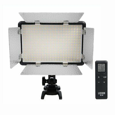 Godox LED308IIC 3300K-5600K Changeable Version LED Studio Light For Camera DV