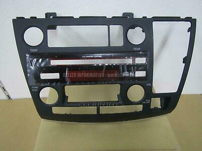 Nissan Elgrand Highway Star E51 Fascia Audio Surround 68261-Wl610 2Din Panel-Lwr