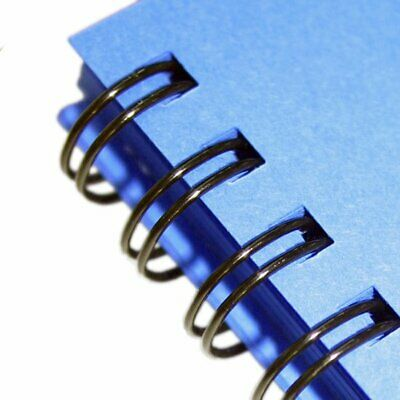No.10 - 5/8' - 15.9mm Binding Wire 3:1 Pitch - 34 Loops (Box100), AW--1034BX100