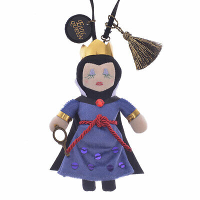 Wicked Queen Plush Keychain Key Holder MODE Disney Store Japan Snow White