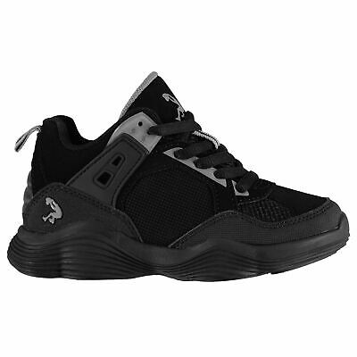 SHAQ Kids Boys Diversion Childs Basketball Trainers Sports Shoes Low Top Lace Up