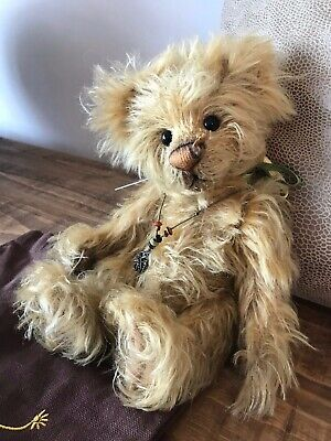 Charlie Bears Isabelle Lee Collection - Wilhelmina signed by Charlie L/E